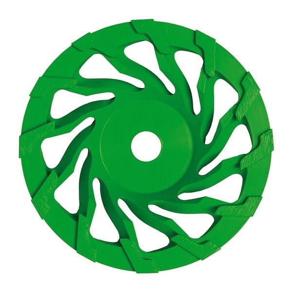 Deimantinis šlifavimo diskas ST-Spiral 125x22,2, Dr.Schulze