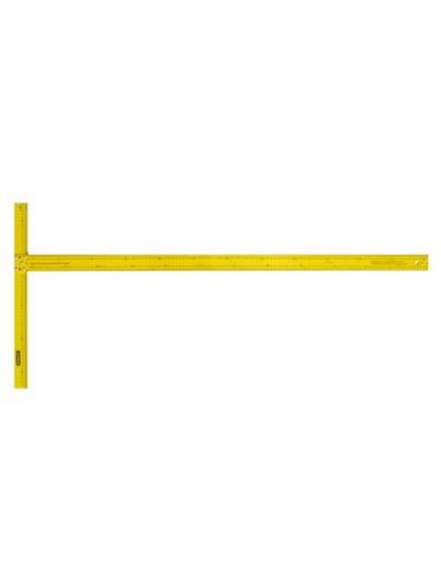 T- formos liniuotė 122cm, Stanley