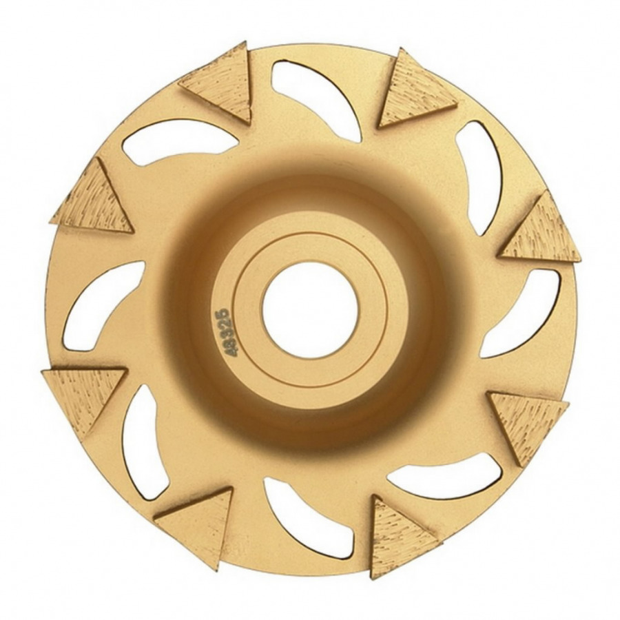 Deimantinis šlifavimo diskas ST-Viper 125x22.2, Dr.Schulze