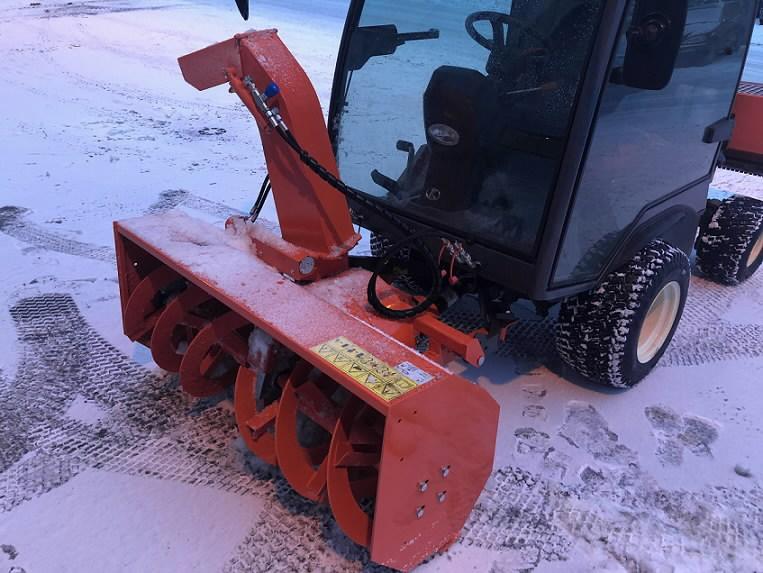 Snow Thrower  L1350 F, F3090-F3890, KOVA