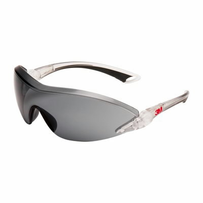 Comfort 2841 safety glasses, grey, 3M