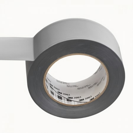 Kiltinio audinio juosta 50mm x50m 3903i  pilka, 3M