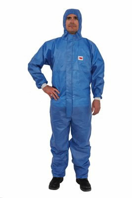 Disposable Protective Coverall 3XL, 3M