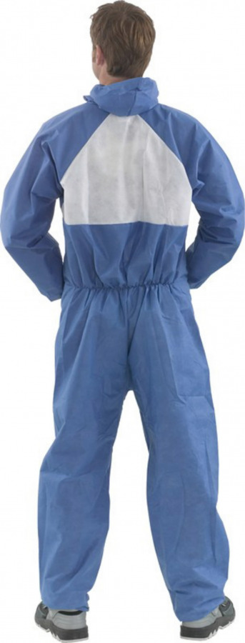 protective overall, blue (breathable) T4532+ XL, 3M
