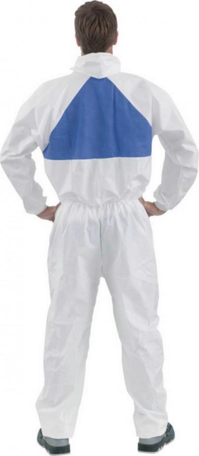 Apsauginis kostiumas, tipas 5/6, baltas dydis XL , 3M