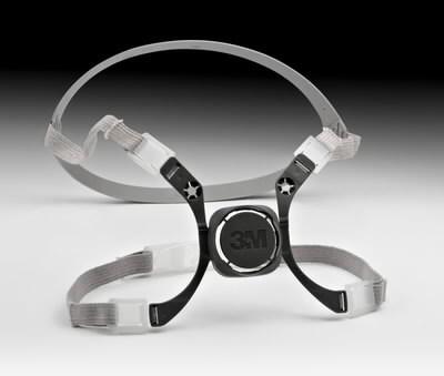 half mask headband T6281, 3M