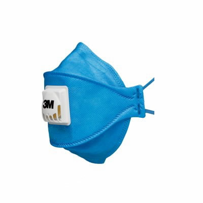 Respiratorius Aura 9422 + FFP1 , mėlynas, 3M