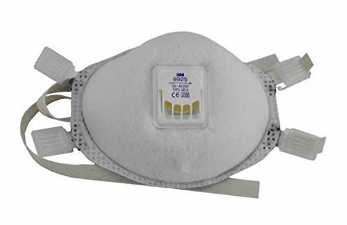 Respiratorius su vožtuvu FFP2 9925, 3M