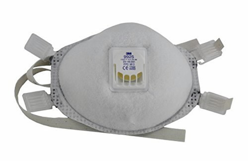 Tolmumask FFP2 tolmurespiraator klapiga, 3M