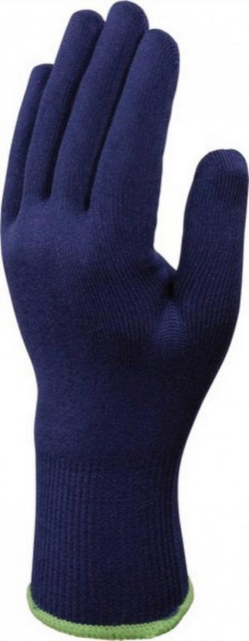 Kindad, akrüül/polüpropüleen/elastiin kootud sõrmik 7, Delta Plus