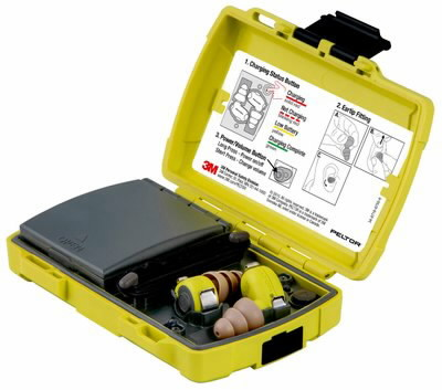 Kõrvatropid Tactical LEP-100- EUkoos säilituskarbiga 70071675063, 3M