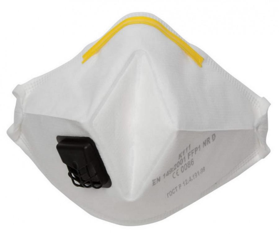 Tolmumask FFP1 klapiga (respiraator),  100-seeria, 3M