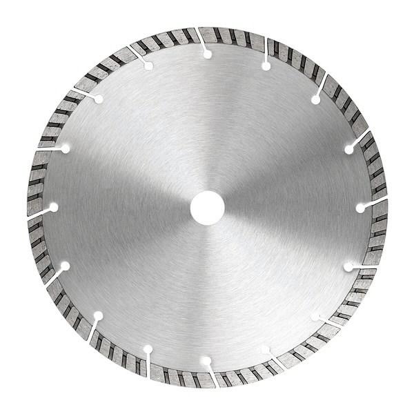 Universalus deimantinis diskas betonui Uni-X10 230x22.2, Dr.Schulze