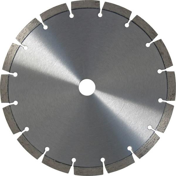 Deimantinis diskas BTGP 125x22.2 armuotam betonui, Dr.Schulze