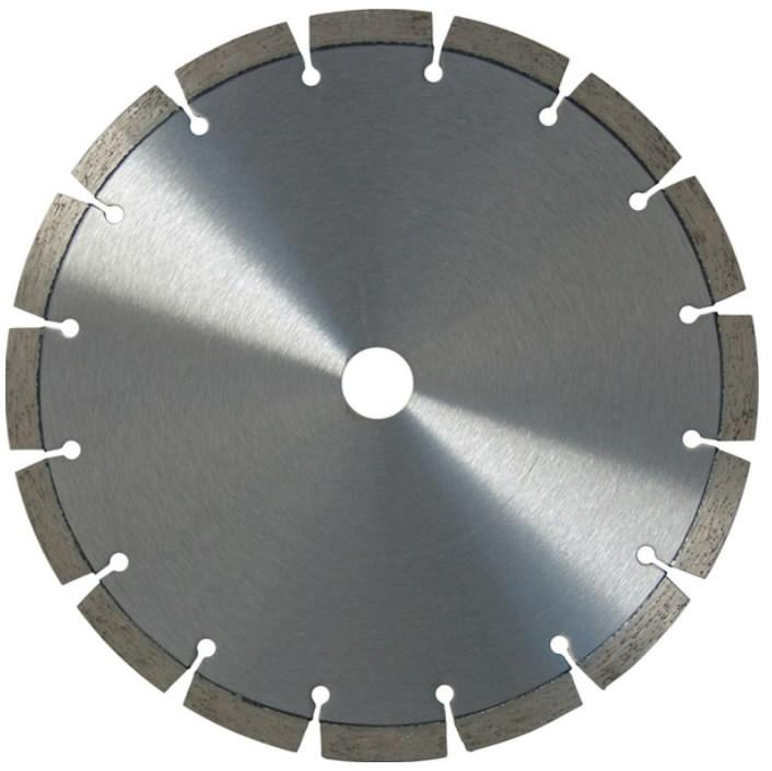 Deimantinis diskas BTGP 180x22.2 armuotam betonui, Dr.Schulze