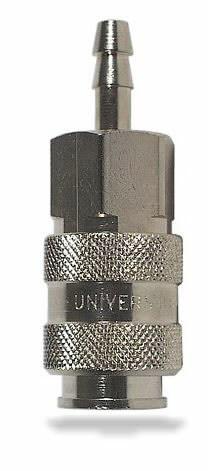Kiirliitepesa voolikule 10mm, GAV