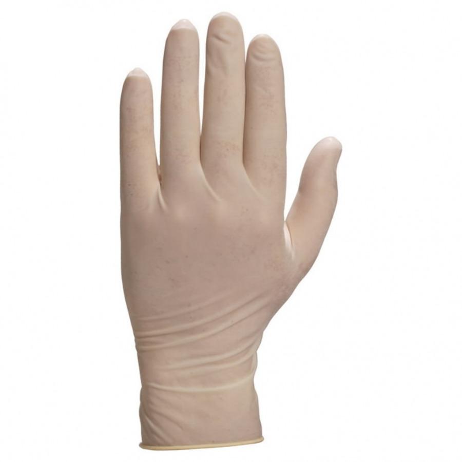 Powdered latex disposable gloves 7/8 (pack. 100pcs), Venitex