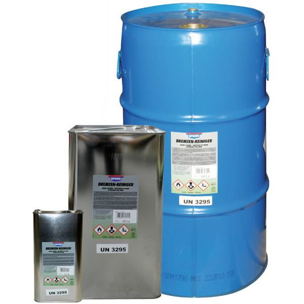 Piduripuhasti/puhastusaine BRAKE CLEANER 60L, MOTIP