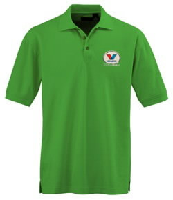NextGen Organic Cotton Polo XL, Valvoline