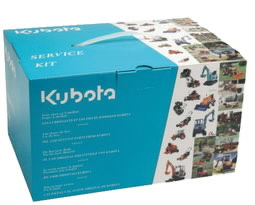 Hooldekomplekt B1410/B1610/B1820 moot+hüdraulika, Kubota