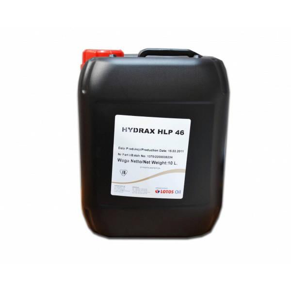Hüdraulikaõli HYDRAX HLP 46, LOTOS