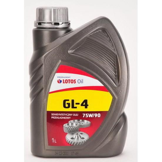 Transmisijos alyva GEAR OIL GL-4 75W90 1L, Lotos Oil