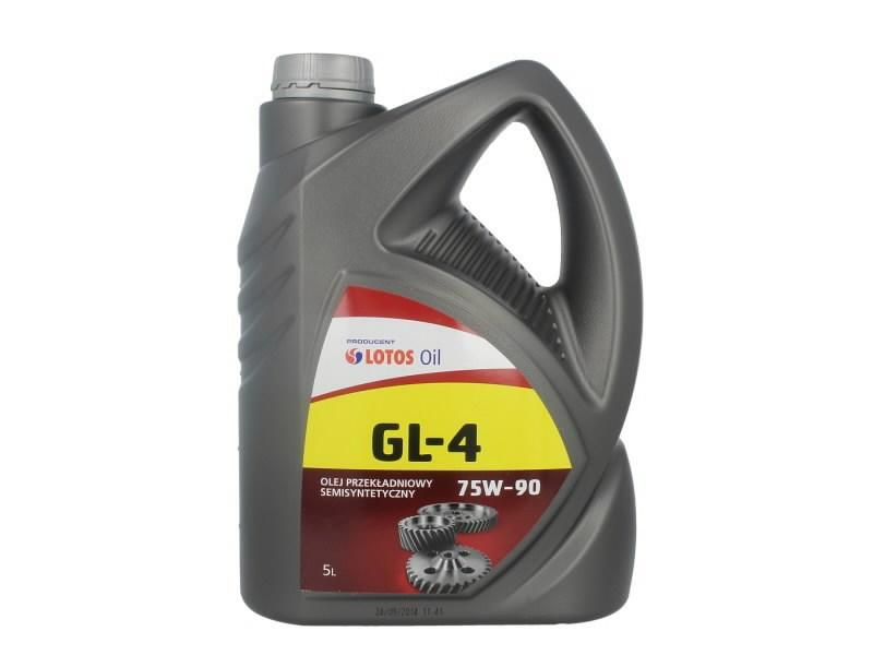 Transmissiooniõli GEAR OIL GL-4 75W90, Lotos Oil
