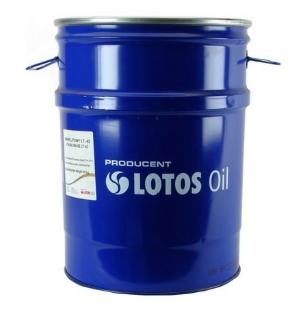 M??re UNILIT LT-4 EP-00 40kg, Lotos Oil