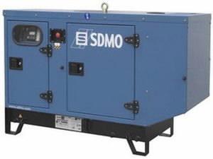 elektrigeneraator XP-T16K-ALIZE diisel, SDMO