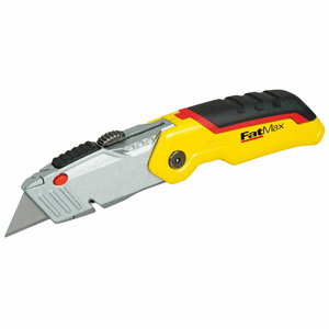Folding retractable blade knife FATMAX, Stanley