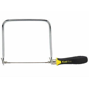 Coping saw 160mm 15TPI, Stanley