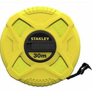 Matavimo juosta  30M su korpusu, Stanley