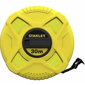 FIBER CLOSED CASE 30M TAPE, Stanley