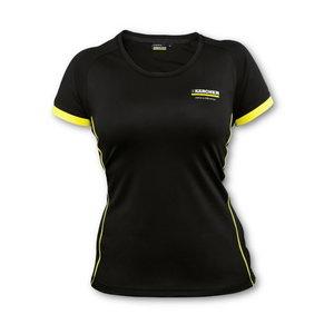 Naiste spordisärk, suurus XL, must, Kärcher