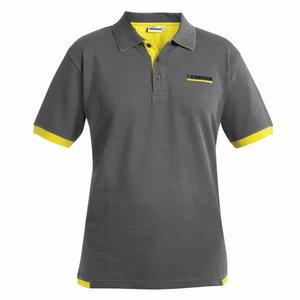 Shirt Polo pelēks XL, Kärcher