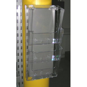 Brochure holder, Kärcher