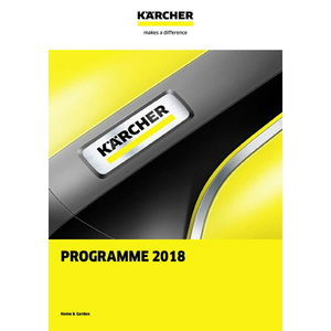 H&G catalogue 2018 ( ENG), Kärcher