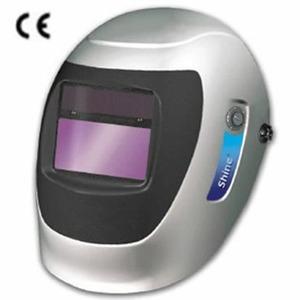 Metināšanas maska, silver DIN 9-13 SHINE, Premium1