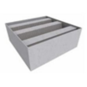 Cellulose filter cassett CLMF 35m2 F8 for MF-30/31, Plymovent