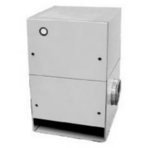 Stationary filtering unit MF-31 with mechanical filter, grey, Plymovent
