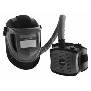 Metināšanas ķivere PersonalPro DIN 9-13, automātisks filtrs, Plymovent