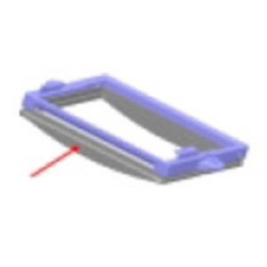 Cradle for ADF for PersonalPro, Plymovent