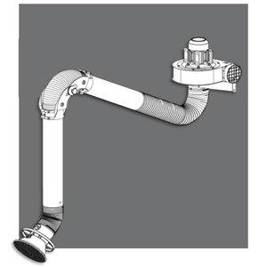 Ventilaatori FUA-1800 imutoruga KUA 4m komplekt, Plymovent