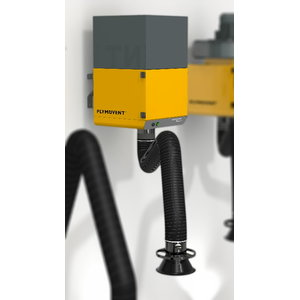Stat. weld. fume extractor MonoGo incl 3m EconomyArm, Plymovent