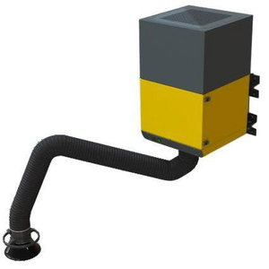 Metin. dūmu nosūcējs MonoGO ar cauruļi Economy Arm 4m, Plymovent