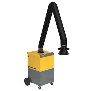 Mob.weld.fume extractor MobileGO-AC+act.carbon filter+3m arm, Plymovent