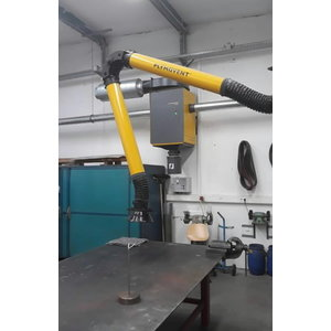 Filtra sistēma WallPro Double DM ar caurulēm, vent. un fil., Plymovent