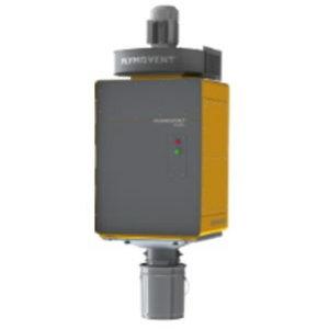 Metin. dūmu nosucējs Wallpro Basic Power Plus, Plymovent