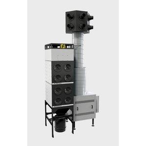 Metināšanas dūmu filtrācijas sistēma MDB-Diluter Pro (W3), Plymovent