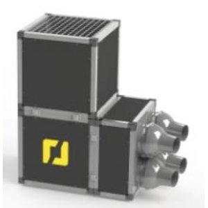 BoosterFan võimendusventilaator (nurga all), Plymovent